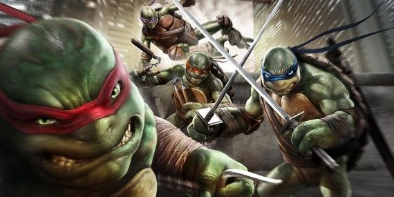 Johnny Knoxville And Tony Shalhoub Will Lend Their Voices To Teenage Mutant Ninja Turtles