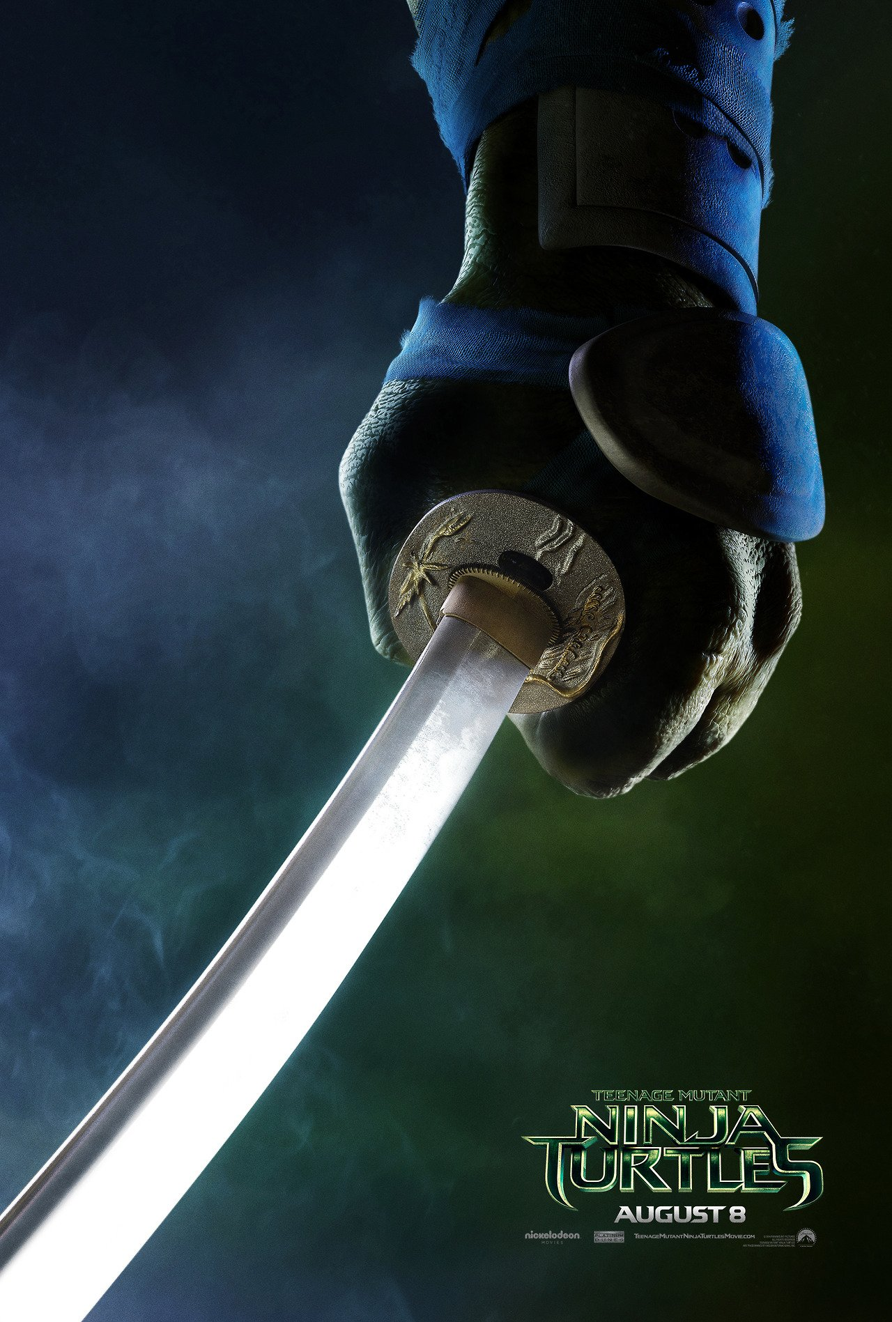 First Posters For Teenage Mutant Ninja Turtles Released