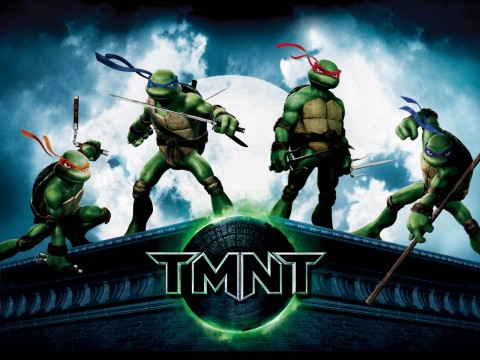 Teenage Mutant Ninja Turtles (TMNT) 1