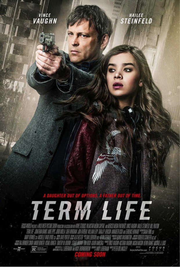 Vince Vaughn's Life Hangs By A Thread In Thrilling Trailer For Term Life