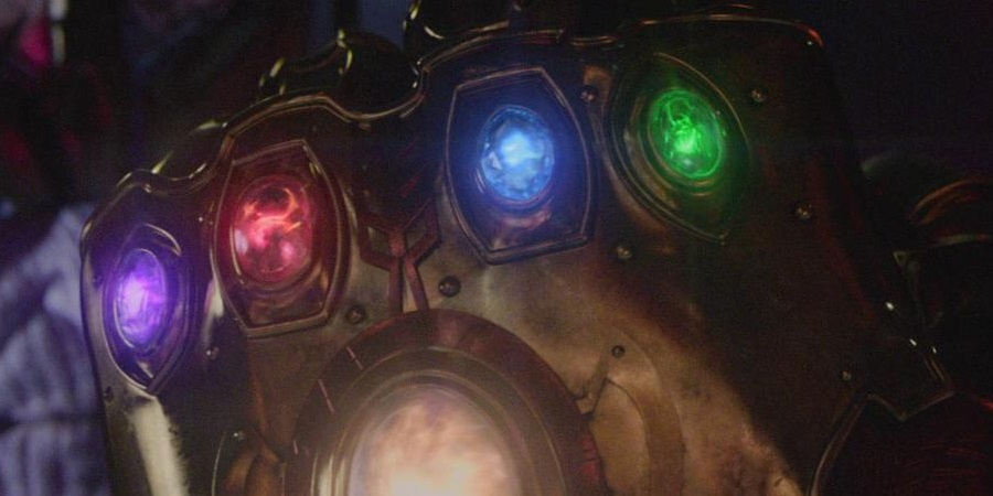 Thanos Wields Featured In Avengers: Infinity War Teaser  Thanos Infinity Gauntlet Movie
