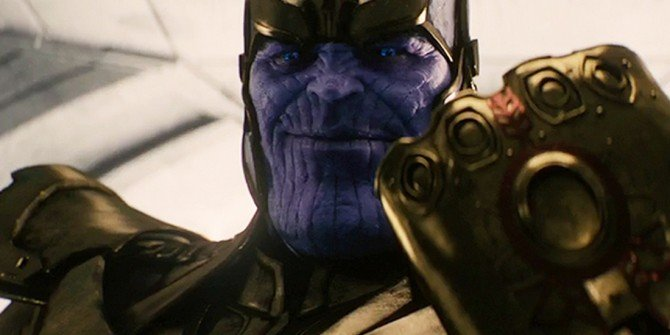Don't Expect To See Thanos Appear In Guardians Of The Galaxy Vol. 2