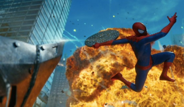 The Amazing Spider-Man 2 1