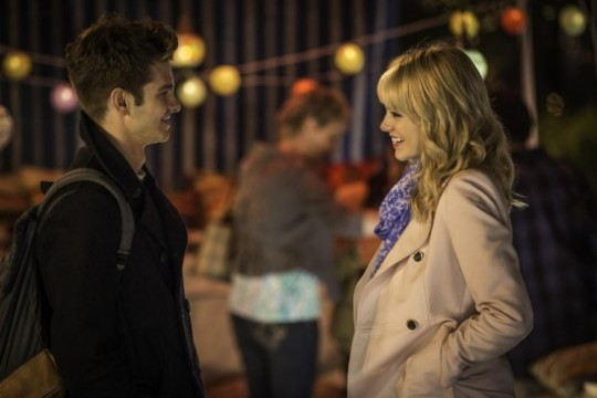 Romance Is In The Air In Latest The Amazing Spider-Man 2 Featurette