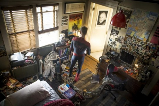 Check Out 9 High-Res Images From The Amazing Spider-Man 2