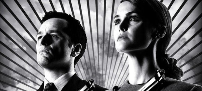 The Americans: The Complete First Season Blu-Ray Review