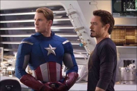 The First Trailer For The Avengers Has Arrived