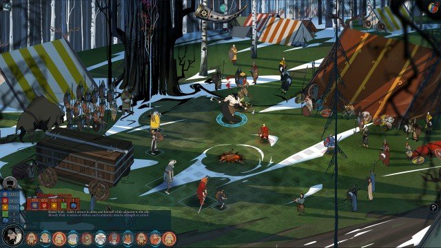The Banner Saga 2 Screenshot 1