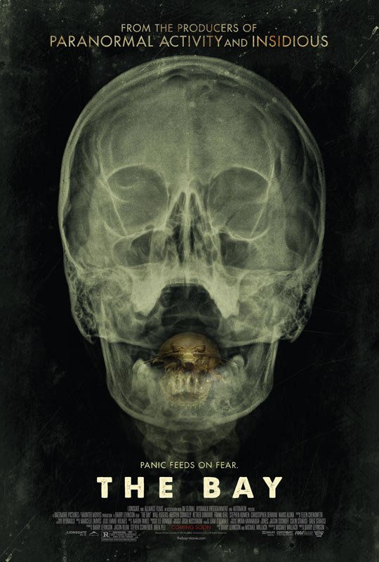 First Trailer And Poster For Barry Levinson's The Bay