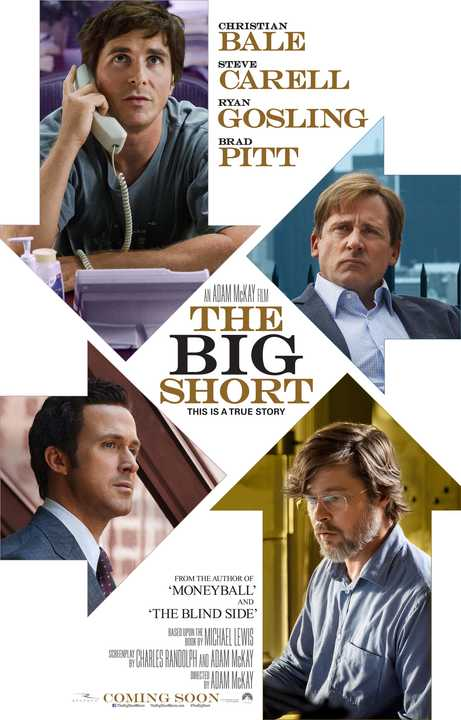 Stars Align In New Poster And Featurette For Financial Drama The Big Short