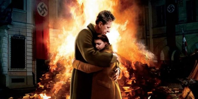 The Book Thief poster image
