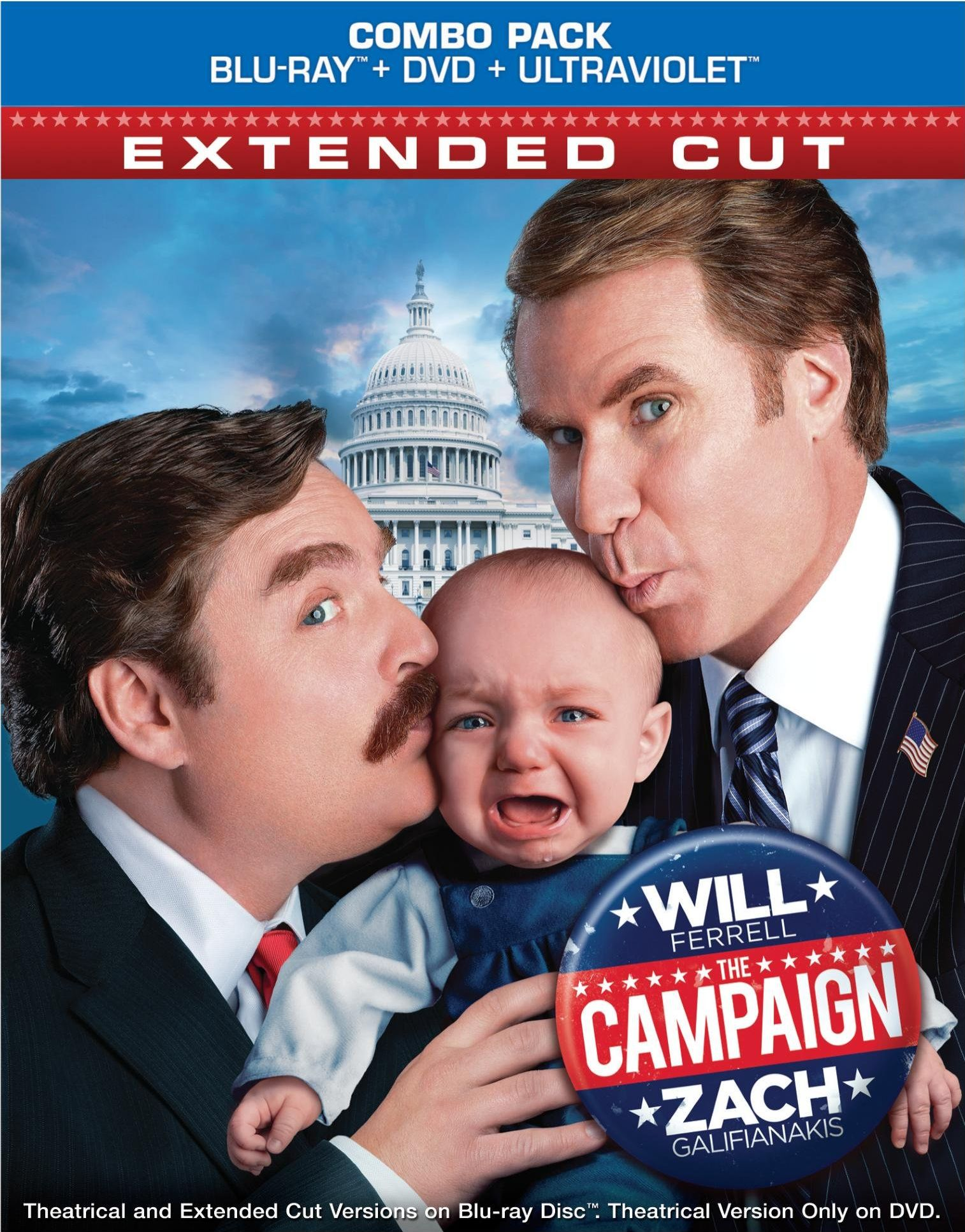 The Campaign Blu-Ray Review