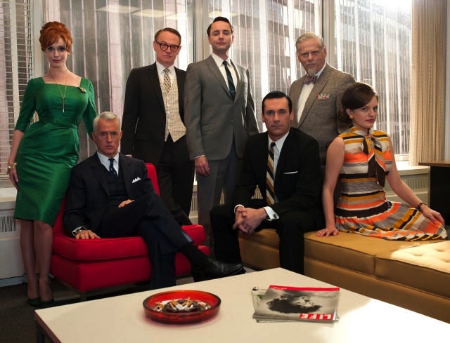 The Cast of Mad Men Mad Men Gallery