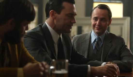 The Cast of Mad Men2 550x321 Mad Men Gallery
