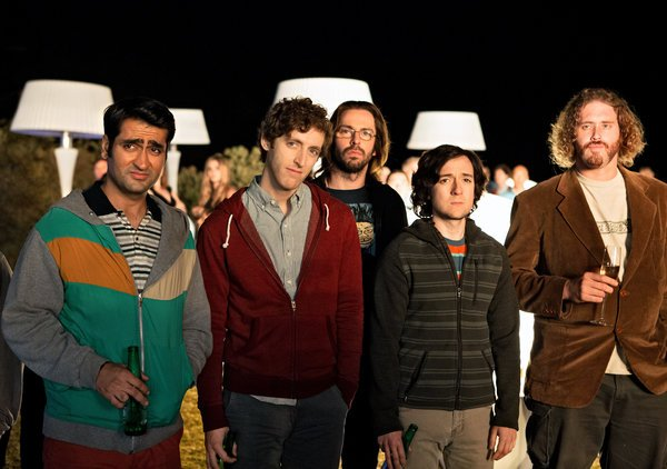 The Cast of Silicon Valley