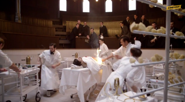 The Cast of the Knick