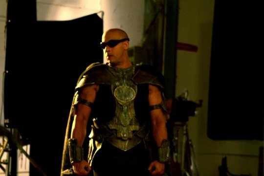 First Photo From The Chronicles Of Riddick: Dead Man Stalking
