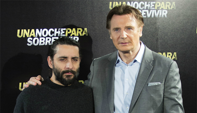 Action Vehicle The Commuter Pairs Director Jaume Collet-Serra With Liam Neeson Once More