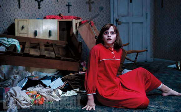 Check Out The First Official Image From The Conjuring 2