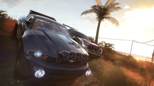 Ubisoft's Cross Country Racer The Crew Releases November 11th