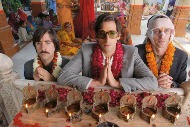 The Darjeeling Limited 6 Great Movies About Brotherly Love