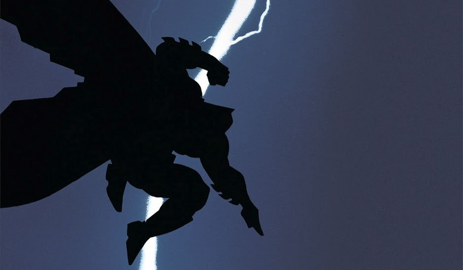 The Dark Knight Returns Comic A New Kind Of Hero: Where Can Batman Go After The Dark Knight Rises?