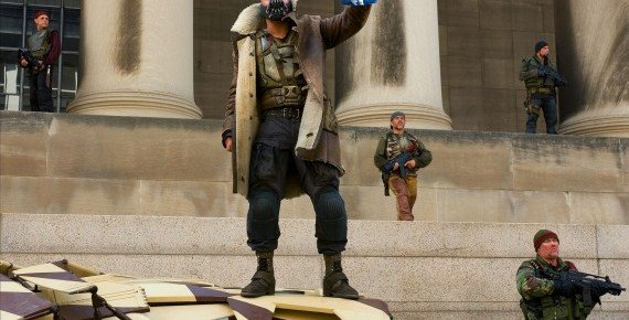 Check Out An HD Bane In The Dark Knight Rises