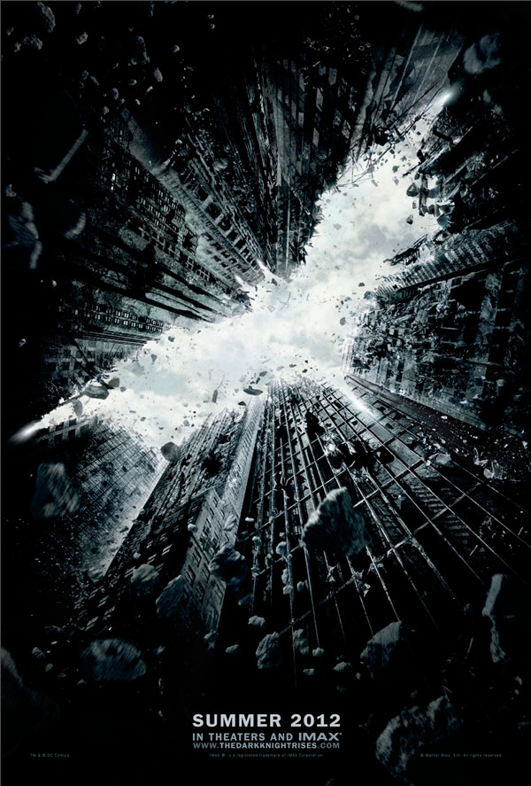 The Dark Knight Rises Official Teaser Poster