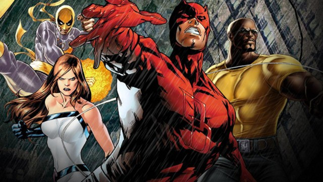 Marvel And Netflix's The Defenders Series Taps Daredevil Showrunners