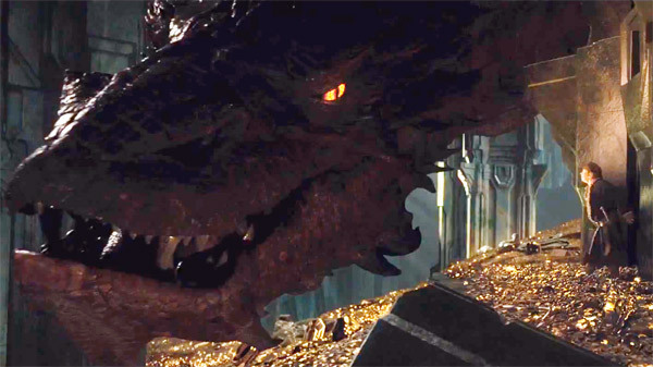 New Hobbit Production Diary Goes Behind The Scenes Of The Desolation Of Smaug