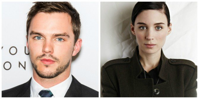 The Discovery Will See Rooney Mara And Nicholas Hoult Embark On A Sci-Fi Love Story