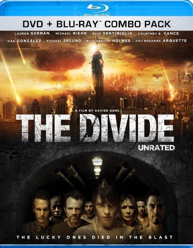 CONTEST: Win The Divide On Blu-Ray