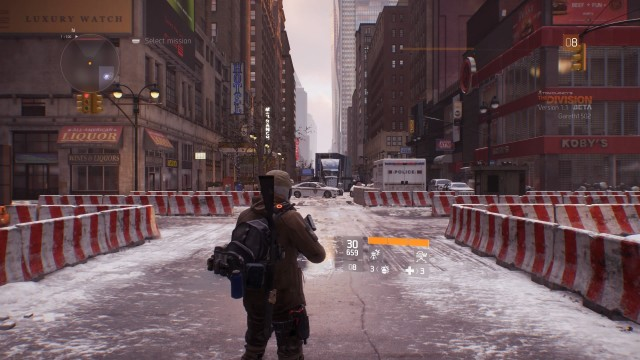 The Division GC Screen Final