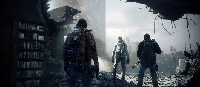 Ubisoft Have Fixed A Few Of The Division's Incursion Glitches