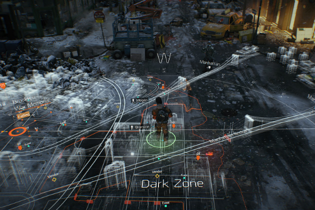 The Division Are Open World Games Set To Become The New First Person Shooters?