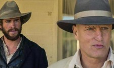 The Duel Trailer Sends Woody Harrelson And Liam Hemsworth To The Wild West