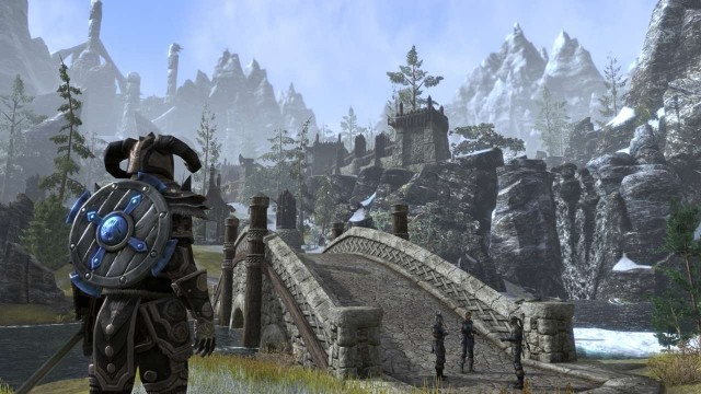 The Elder Scrolls Online Creative Director Quits Project To Join Gearbox