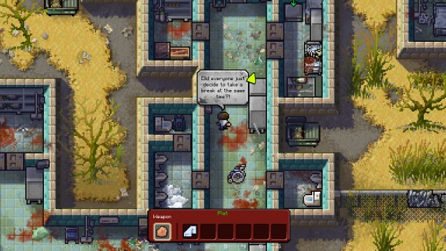 The Escapists The Walking Dead Screenshot 4