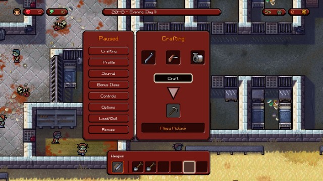 The Escapists The Walking Dead Screenshot 6