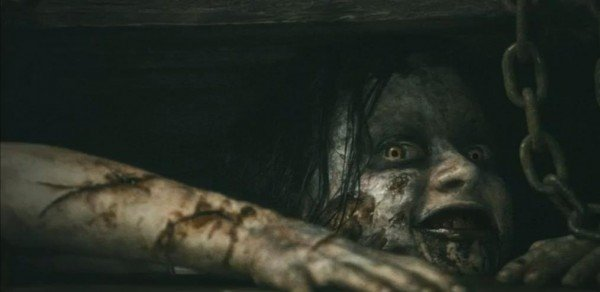 The Evil Dead Remake Trailer From The New York Comic Con