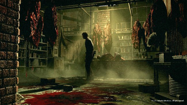 New Gameplay Screens For The Evil Within Paint A Vivid Nightmare