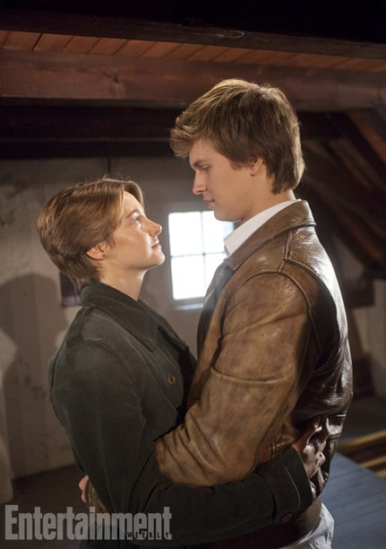 Shailene Woodley Goes With Short Hair In New Look At The Fault In Our Stars
