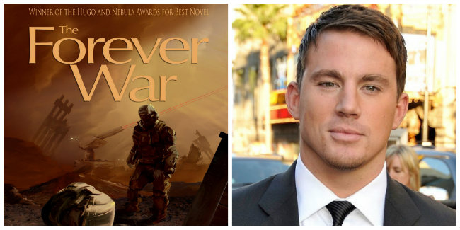 Sony And Warner Bros. Tussle For The Forever War Rights; Channing Tatum Attached To Star In Sci-Fi Blockbuster
