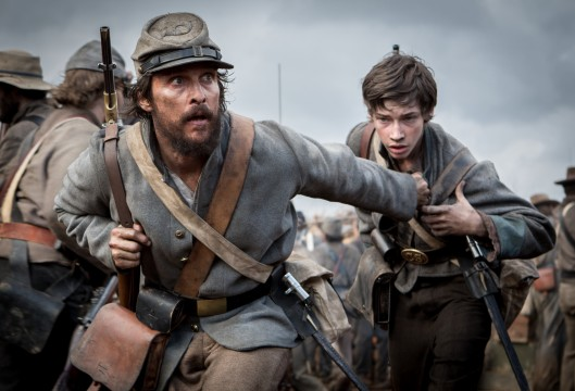 Matthew McConaughey Leads The Charge In First Still From The Free State Of Jones