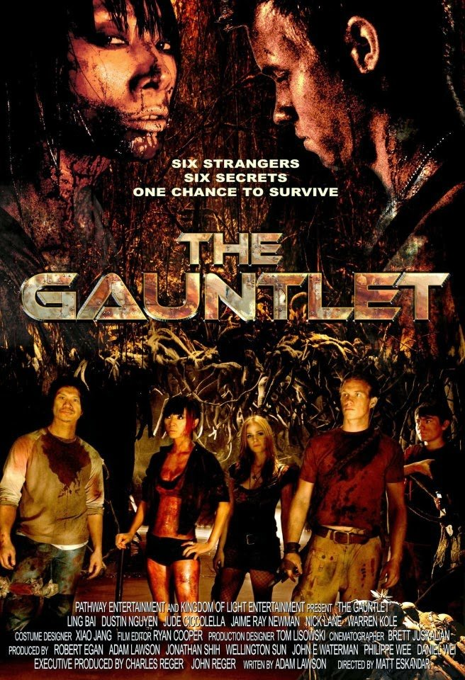 The Gauntlet Review