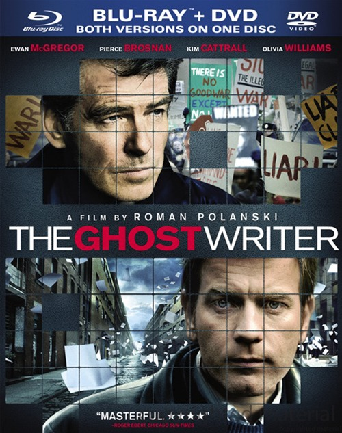 The Ghost Writer Blu-Ray Review