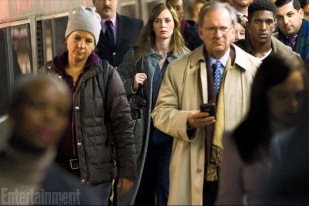 EW Gives Us Our First Look At The Girl On The Train