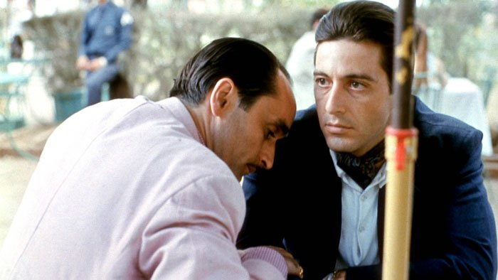 The Godfather Part II1 6 Actors With Exceptionally Expressive Eyes