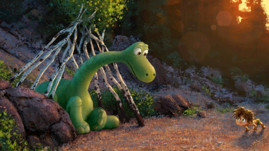 Pixar Unveils The Titular Redesigned Mascot In New Still For The Good Dinosaur