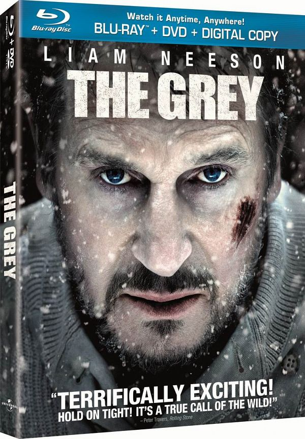 The Grey Blu-Ray Review